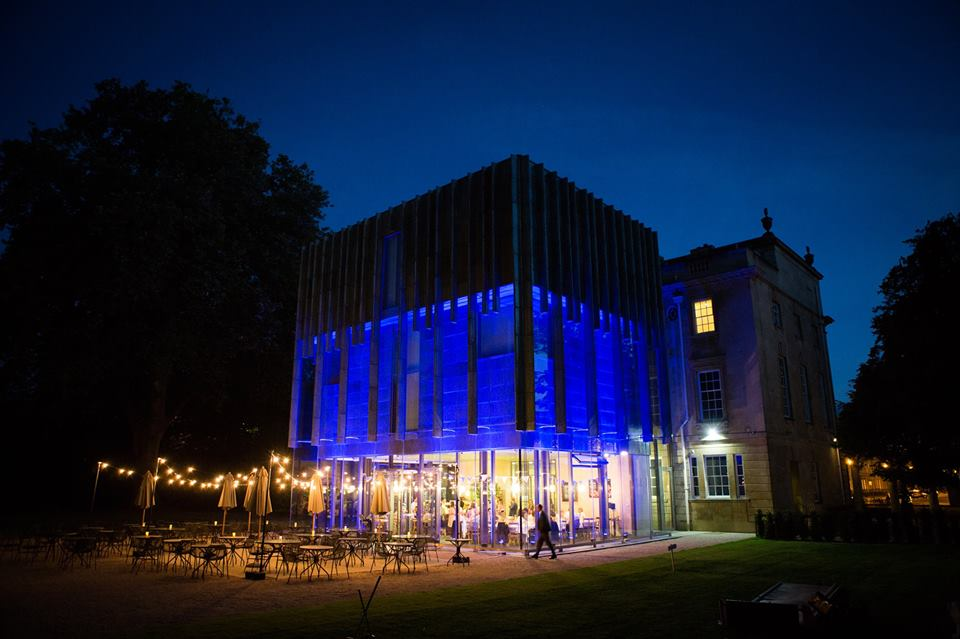 The Holburne Musuem Lit by OT Event Technicians