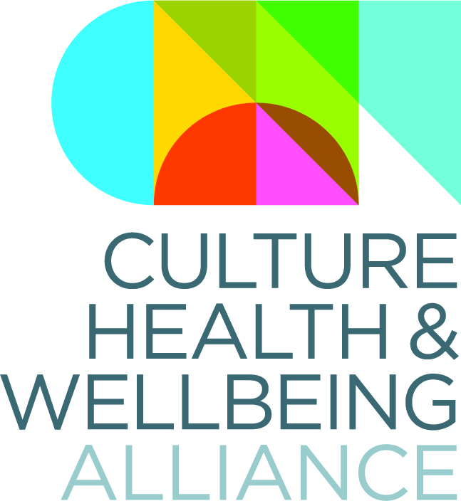 Culture, Health and Wellbeing Alliance logo cmyk