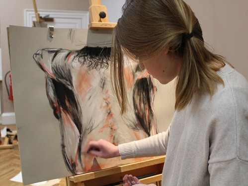 Life Drawing workshops for GCSE & A Level students