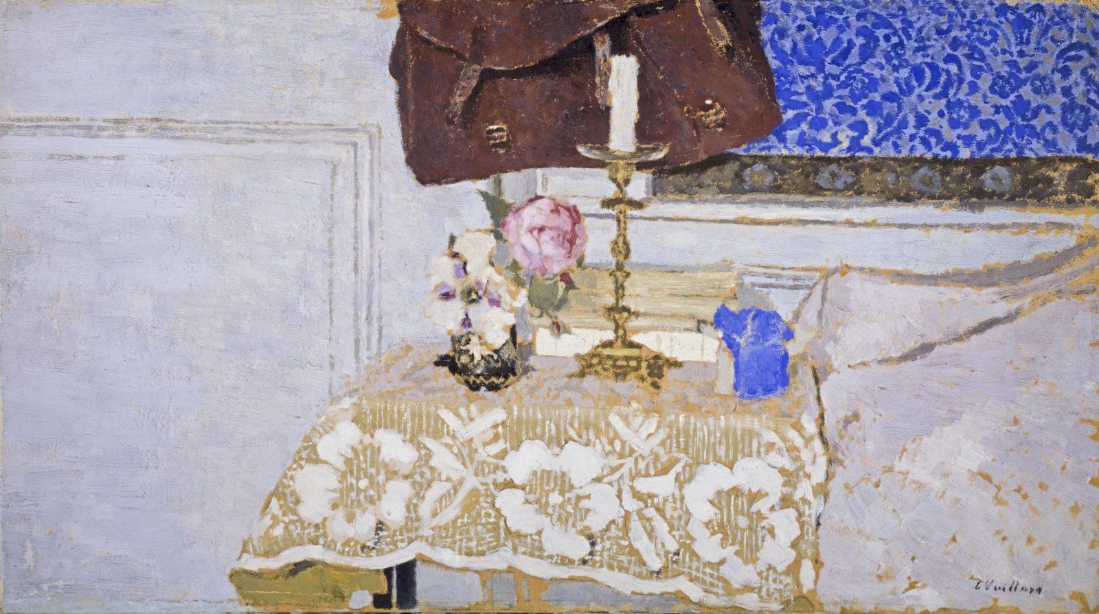 Edouard Vuillard The Candlestick