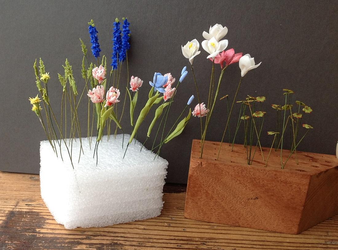 Adult Workshop - Porcelain Flowers