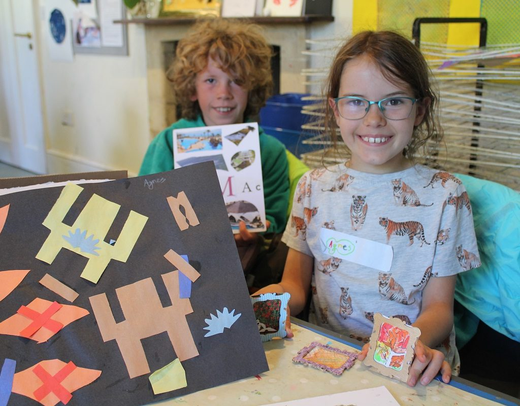 Holiday Art Camp