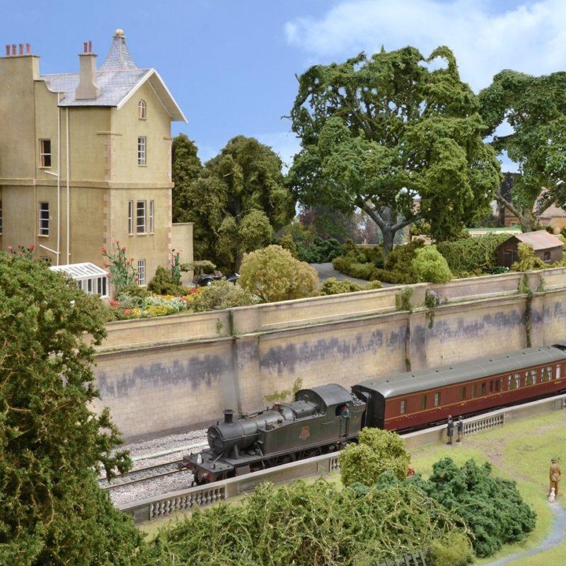 Model Railway Sydney Gardens
