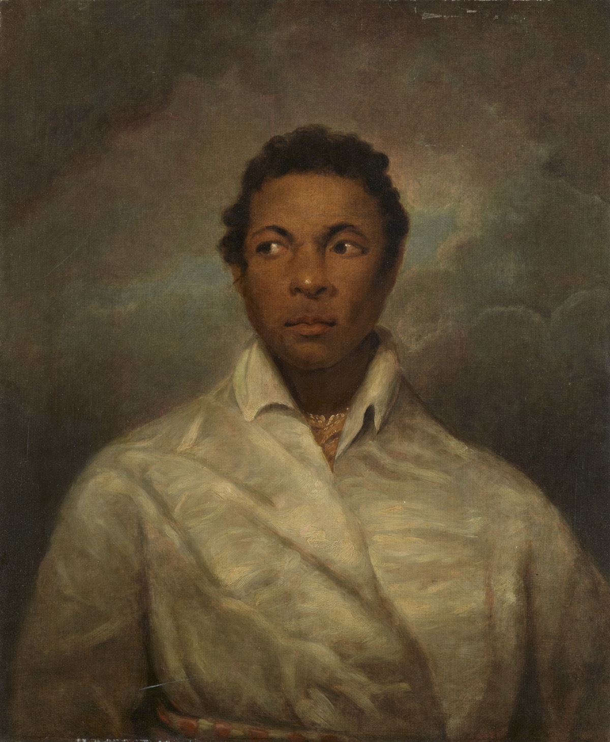 Ira Aldridge, after James Northcote, c.1826 © Private Collection; on loan to the National Portrait Gallery, London