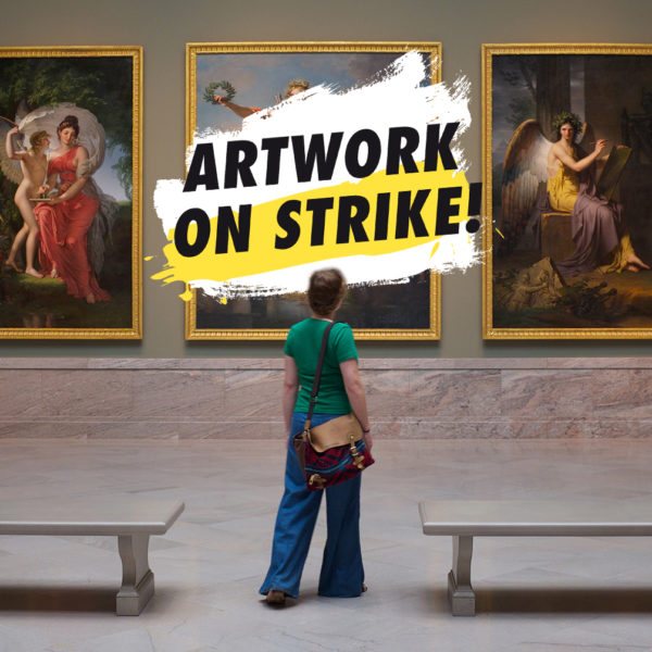 Art Strike for Climate Crisis