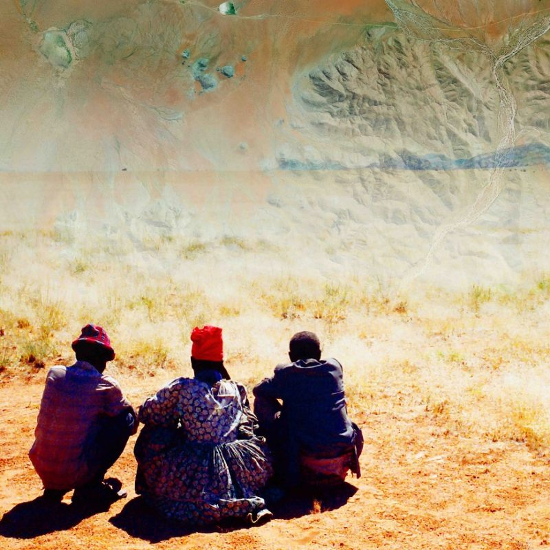 Talk: Densities of meaning in West Namibian landscapes with Professor Sian Sullivan
