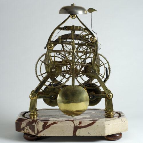Skeleton Clock (reverse)