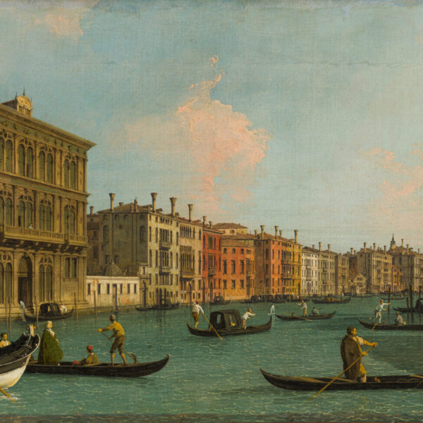 Canaletto from the Woburn Abbey Collection