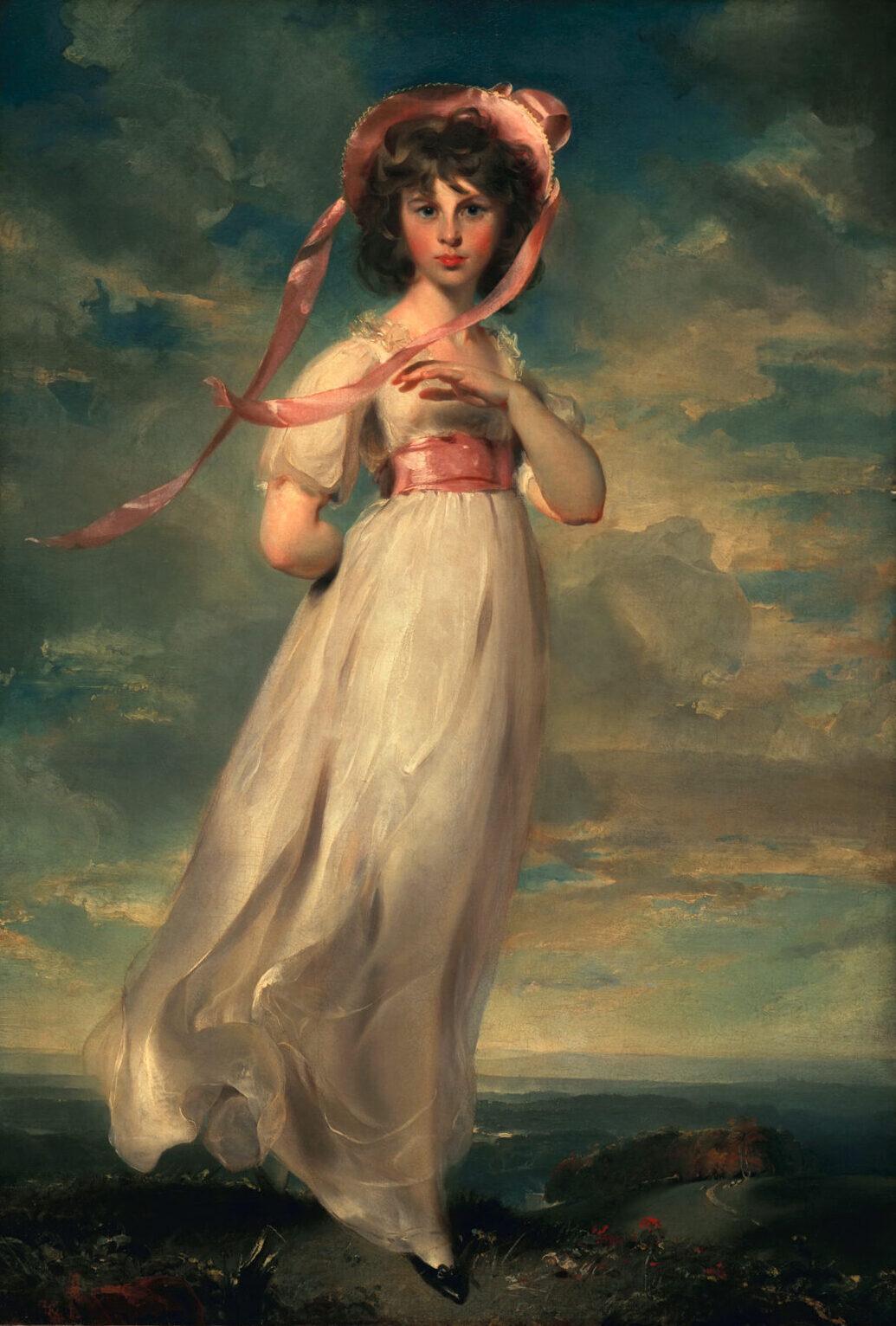 Sarah Goodin Barrett Moulton (1783–1795)