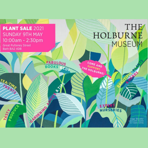 Plant Sale, 9th may 2021, 10:am to 2:30pm