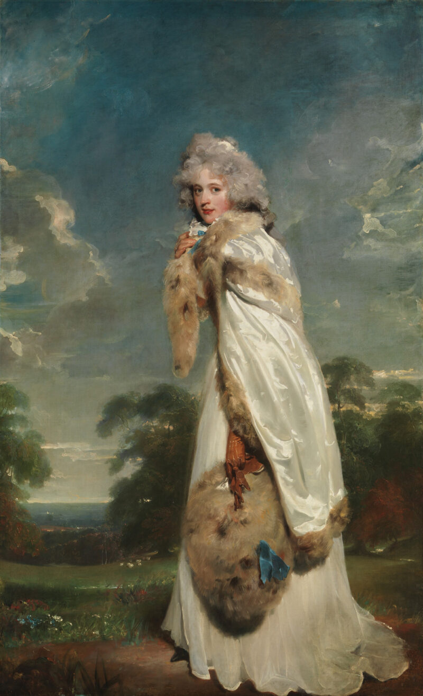 Elizabeth Farren, later Countess of Derby (c.1759–1829)