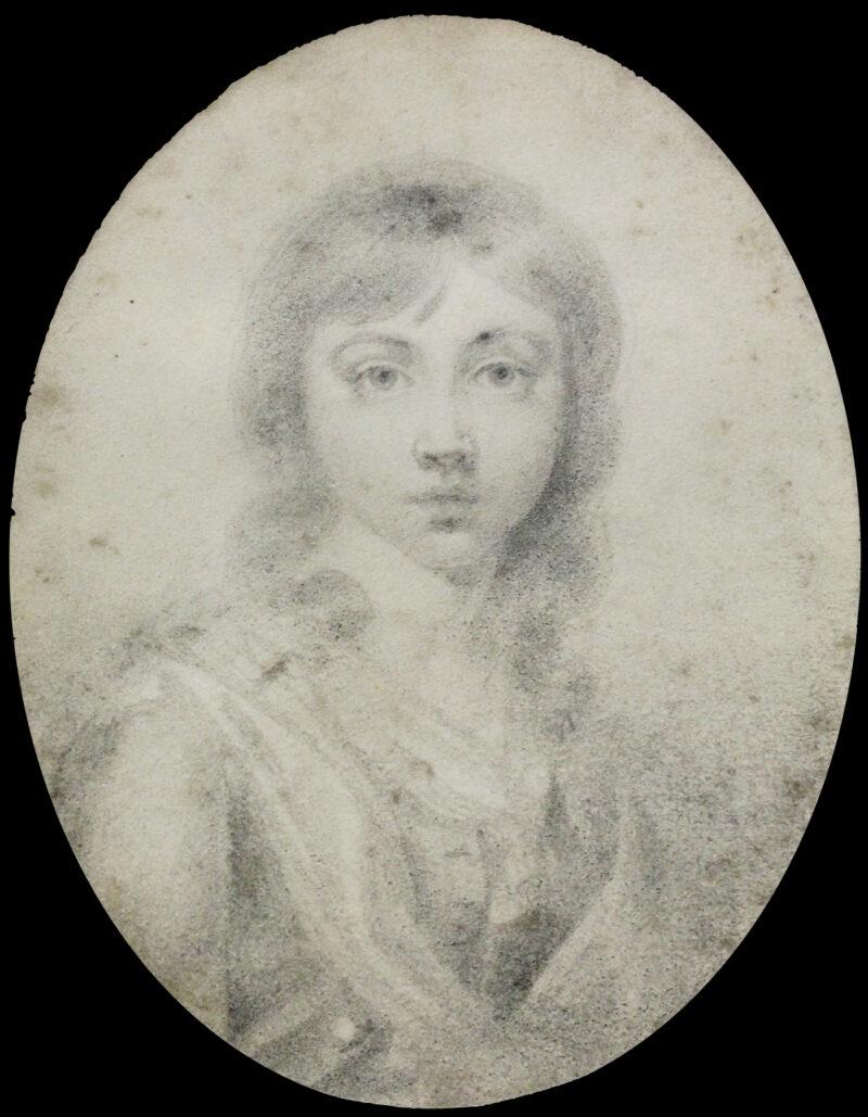 Self Portrait Aged Twelve