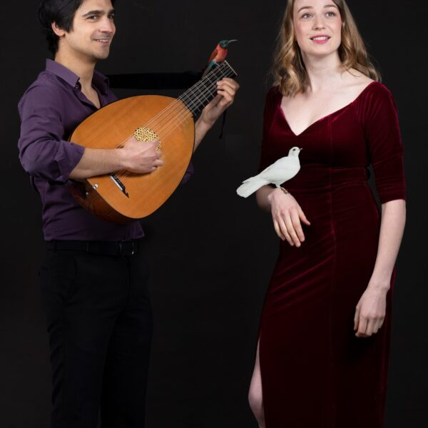Angela Hicks soprano | Sam Brown romantic guitar