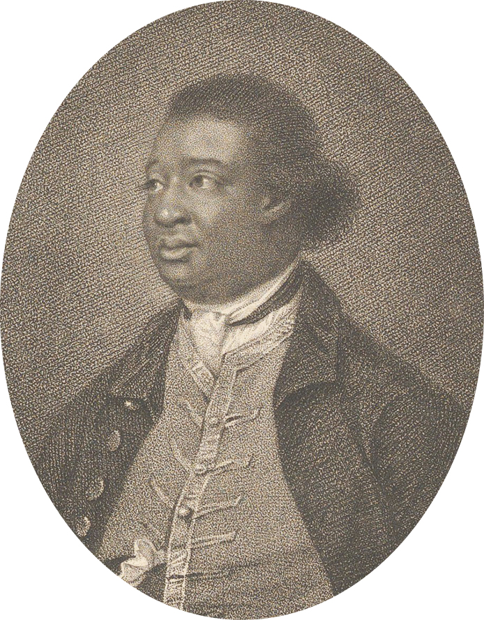 Charles Ignatius Sancho (1729–1780) African-British literary, political and cultural figure