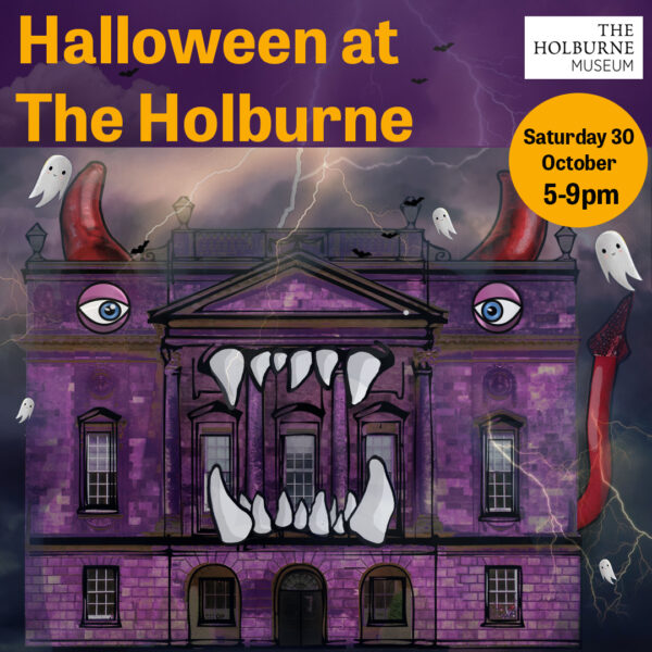 Halloween at The Holburne
