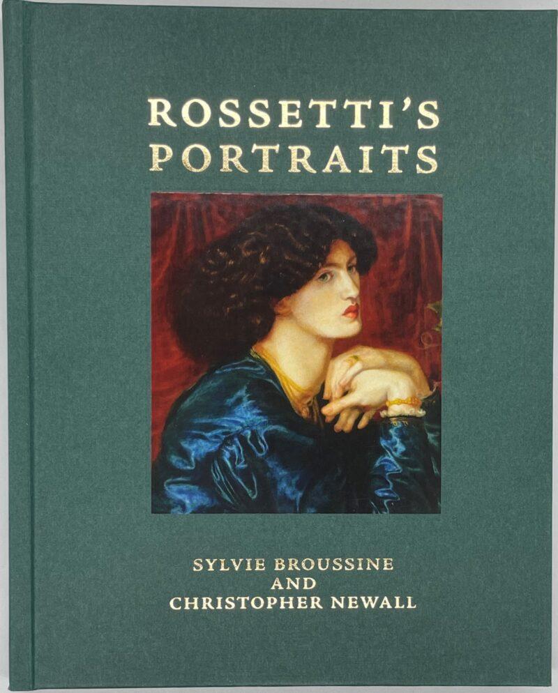 Rossetti Exhibition Catalogue Cover